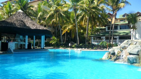Pool Picture Of Coral Costa Caribe Resort Amp Spa Juan