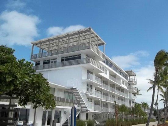 Postcard Inn Beach Resort & Marina: Hotel