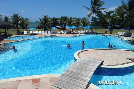 Costa Brasilis All Inclusive Resort & Spa : Piscina