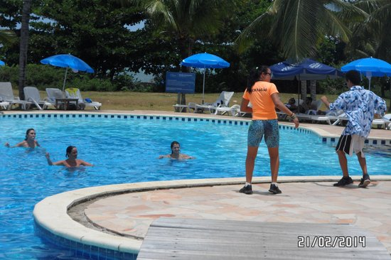 Costa Brasilis All Inclusive Resort & Spa : Recreacion