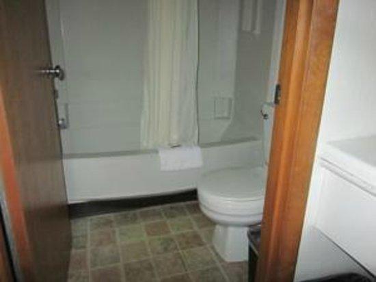 Conner Hill Motor Lodge: Bathroom