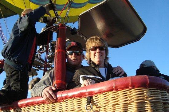 Up & Away Ballooning: Up & Away