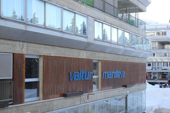 Club Valtur Marilleva: Ingresso principale
