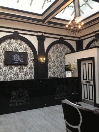 The Richmond, BW Premier Collection : Reception