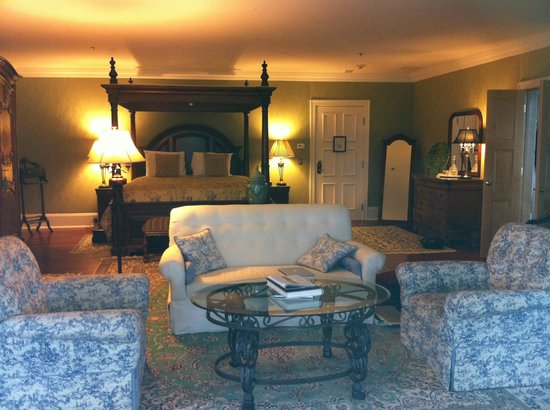 Pratt Place Inn: Room called Persimmon