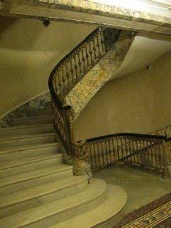 Radisson Martinique on Broadway : Stairway