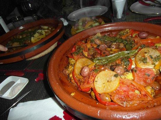 Dar El Paco : Delicious dinner