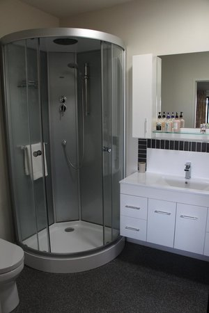 City Lights Boutique Lodge: Bathroom