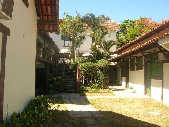 Barla Inn : Vista desde la hab 6