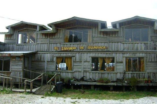 El Invunche de Guanaca