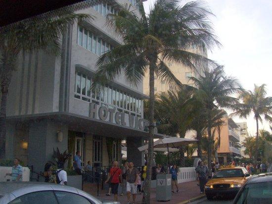 Hotel Victor : Victor von außen
