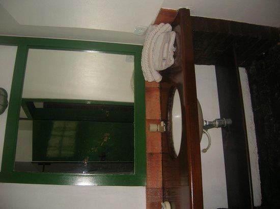 Barla Inn: Baño
