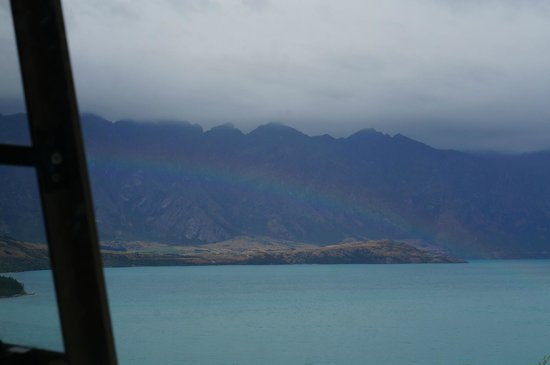 Mercure Resort Queenstown: Some where over the rainbow