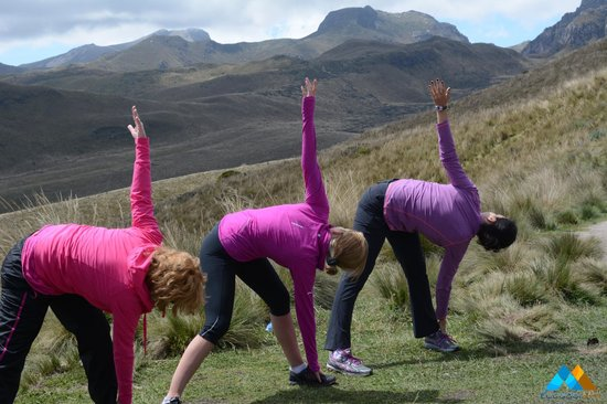 Mountain Views Inn: Take your practice to 14,000ft with EcuadorMVI's unique Yoga Retreats