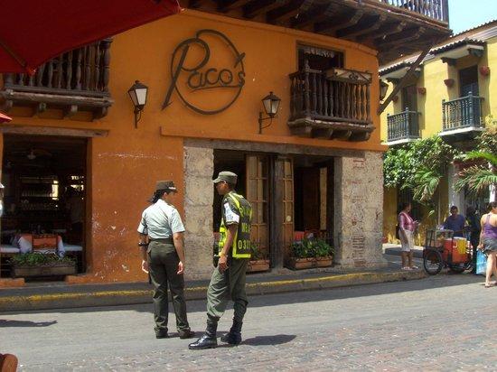 Restaurante Paco's: Altstadt-Kneipe