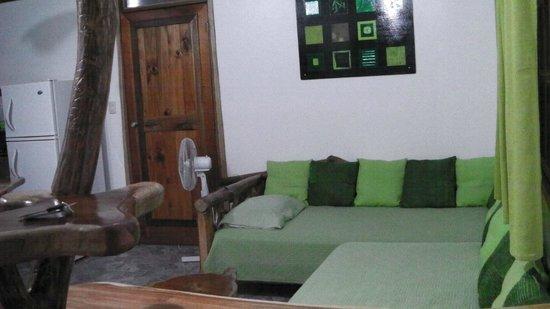 3 Bamboo: espace détente,salon