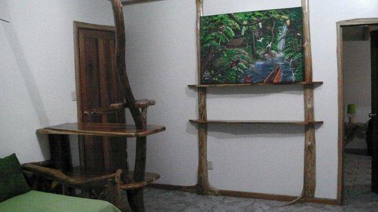 3 Bamboo: entrée