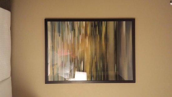 DoubleTree Suites by Hilton Orlando - Disney Springs Area: Artwork is nice