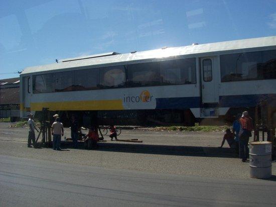 Panama Canal Railway: Modernisierung ist geplant