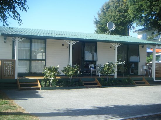 All Seasons Holiday Park Taupo : Standard Cabins