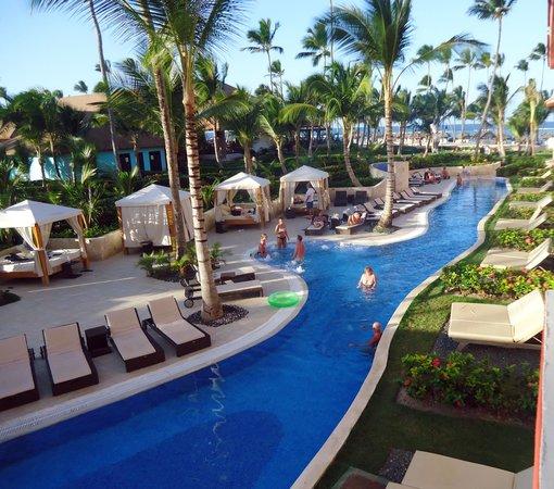 Majestic Colonial Punta Cana: Vista desde la habitación