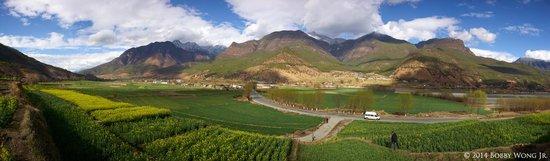 The Bivou: Nearby Yunnan grand vistas