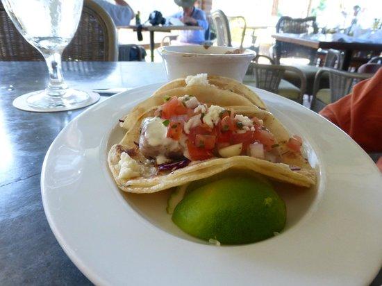 Gaylord's at Kilohana : Fish Taco