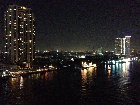 Shangri-La Hotel,Bangkok: The view
