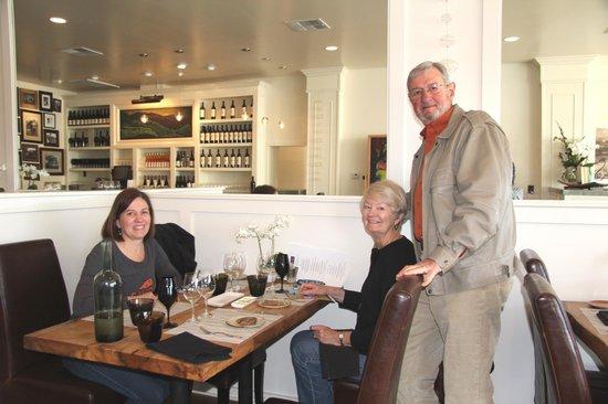 Savor Healdsburg Food Tours : Partake Restaurant; Kendall Jackson Winery
