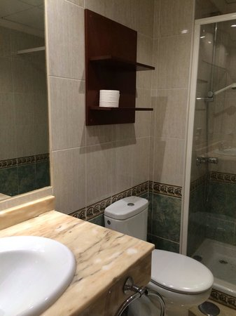 LABRANDA Playa Club : Toaletten i rum 121