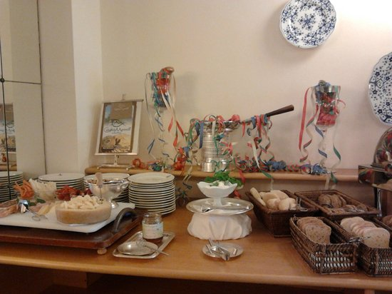 Palace Hotel: Buffet
