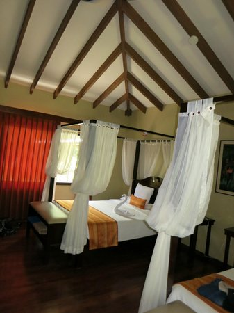Hotel Manatus: our room