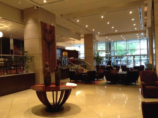 Sheraton Mendoza Hotel : Lobby y bar