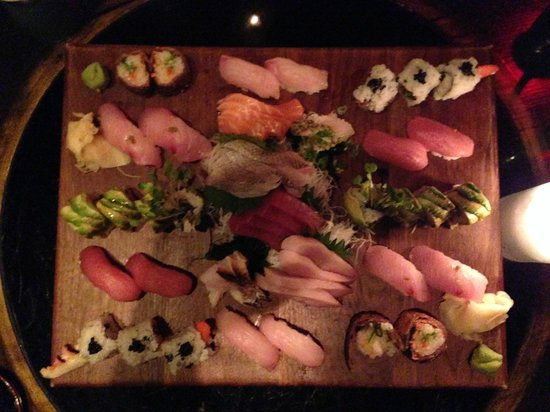 Blue Ribbon Sushi: fresh