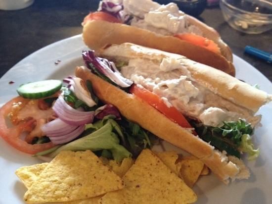 Mollys Cafe: baguettes