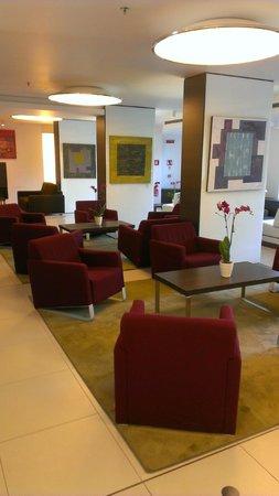 Hilton Garden Inn Venice Mestre San Giuliano: Lobby