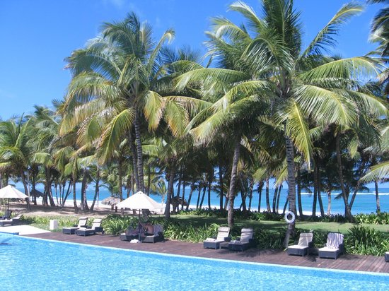 Sivory Punta Cana Boutique Hotel: View from the restaurant