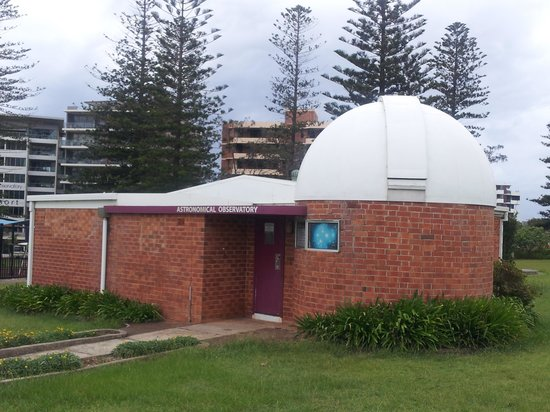‪Port Macquarie Astronomical Observatory‬