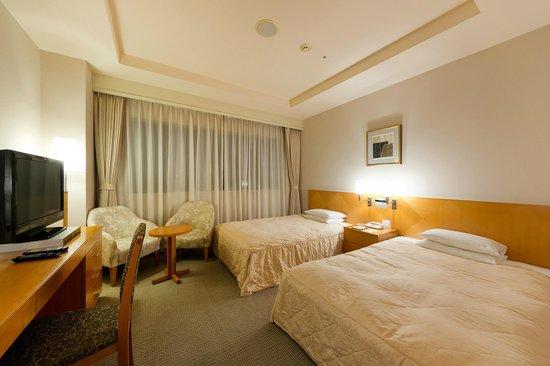 KKR Hotel Kanazawa : ツインルーム
