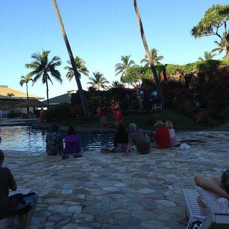 Kauai Beach Resort : Tuesday night entertainment