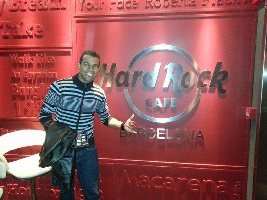 Hard Rock Cafe: Hard Rock Café Barcelona