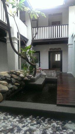 "Layang Layang Guest House: Der ""SECRET GARDEN"""
