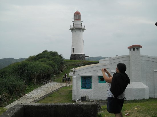 Basco lighthouse Batanes Philippines