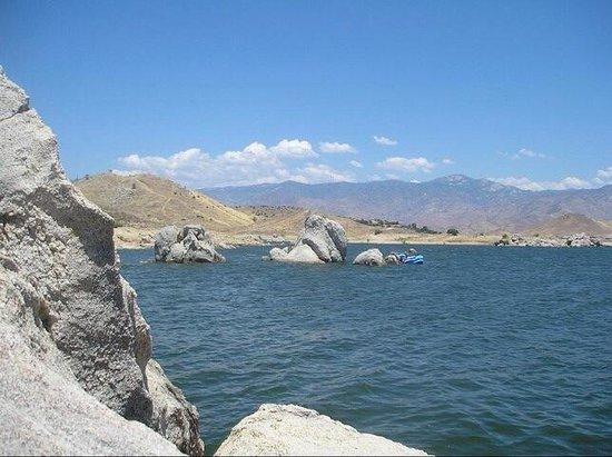 Lake Isabella: Hungry gulch