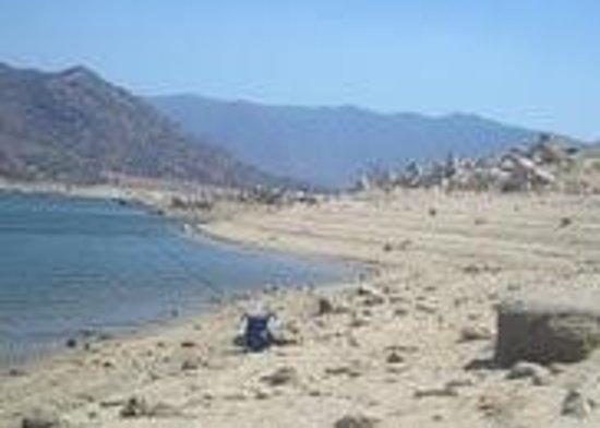 Lake Isabella: Fishing at hungry gulch