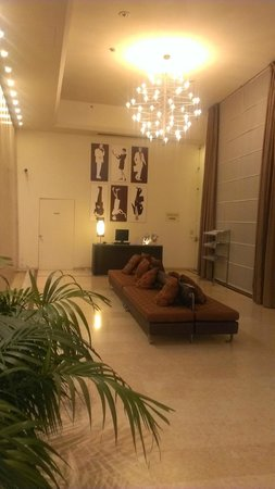 Hilton Florence Metropole : Lobby