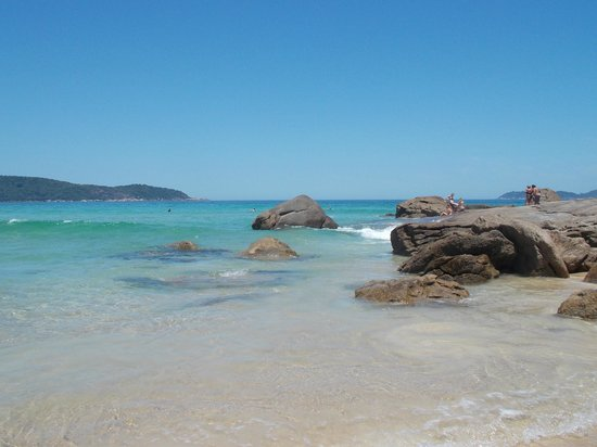 Lopes Mendes Beach: Linda praia!