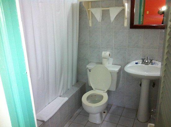 Coral Seas Garden: Bathroom