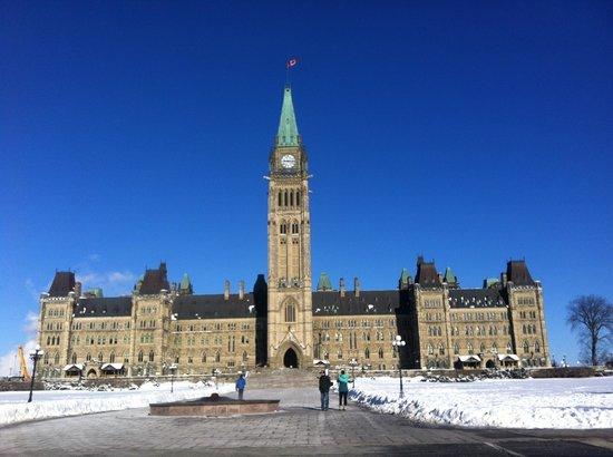 Colline du Parlement : Parliament Hill