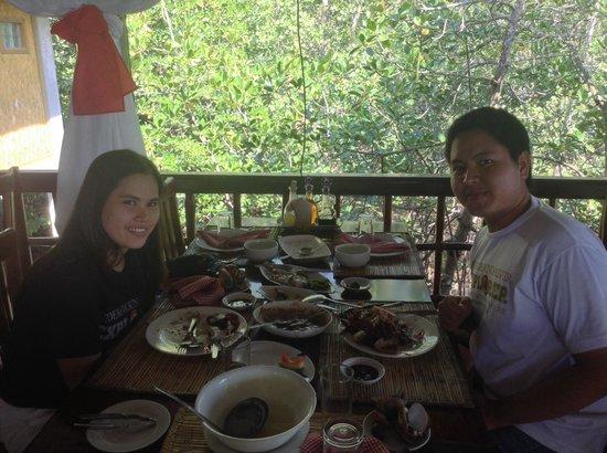 Badjao Seafront: Yummy!